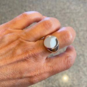 Men's Sterling silver Signet Ring 9 10 11 12